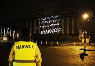 NO DEAL : #MAVOIX et les autres partis/mouvements politiques