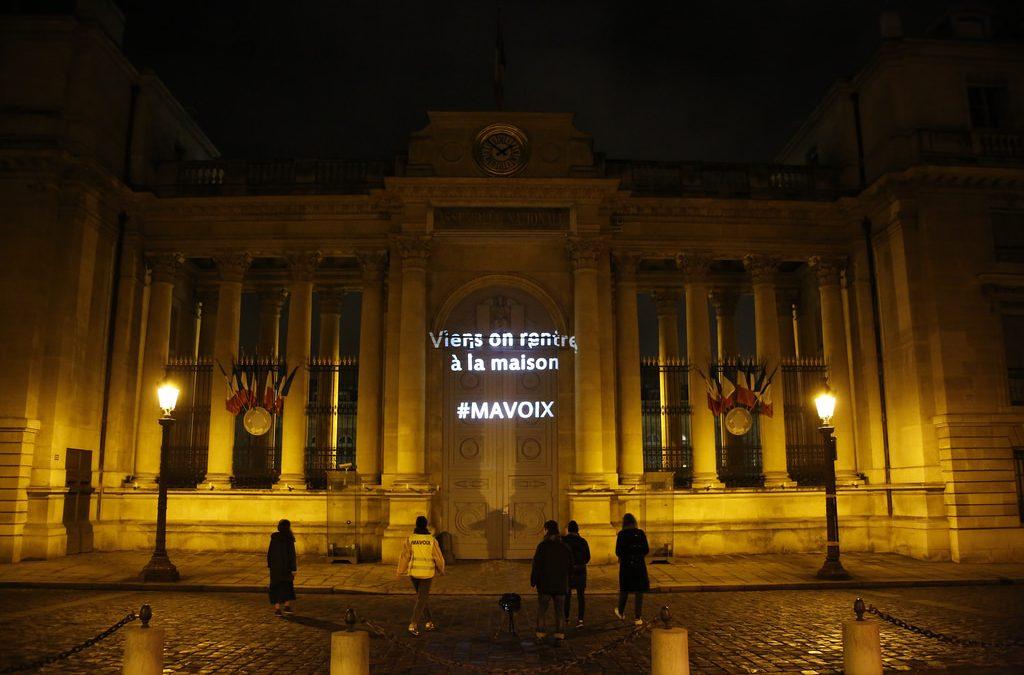 #MAVOIX des Françaises et Français de l'étranger