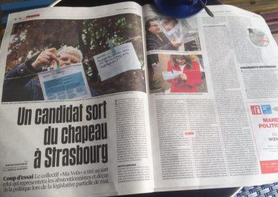 #MAVOIX et les médias