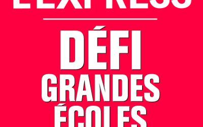 L'express Défi Grandes Écoles #MAVOIX Strasbourg