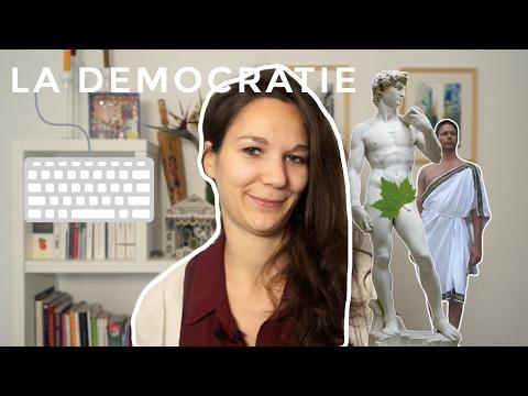 LA DÉMOCRATIE: d'Athènes aux Civic techs